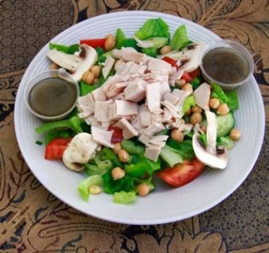 Spanish Flamenco Salad